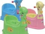 小天鹅屉式婴儿坐便器 宝宝儿童座便器 小马桶便盆带音乐可配轮子