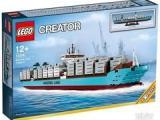 LEGO乐高10241 Triple-E马士基货轮 好盒现货