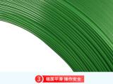 西藏昌都市生产pet绿色打包带联系方式-勤德源打包带欢迎咨询