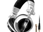 Somic/声丽 ST-80 ST80 专业DJ监听 头戴式多媒体耳机