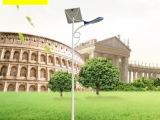 现货批发 LED太阳能路灯 5米热镀锌路