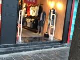声磁款服装店防盗器