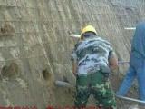 边坡支护锚杆挂网喷浆喷锚护坡土钉墙挡土墙客土喷播混植护坡