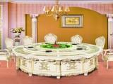 秉德家具电动餐桌