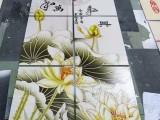 瓷砖印花机玻璃UV平板打印机 移门UV喷画机