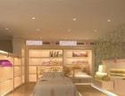 烤漆展柜设计、烤漆化妆品展柜报价、展柜制作安装