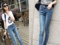 厂家供应库存积压牛仔裤清仓便宜女式牛仔裤低价清仓处理货源批发