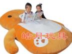 轻松熊榻榻米床垫 超大宫崎骏龙猫双人睡袋