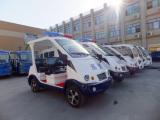 治安巡逻车价格 采购电动巡逻车 四轮巡逻电瓶车厂家