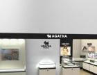 泰安专业定制烤漆商业展柜、珠宝展柜、化妆品展柜