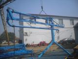 哪里能买到好用的15米手动混凝土布料机 云南12米手动布料机