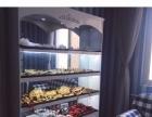 美容美甲店转让 国贸精装修120平米 四万转让