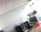明珠广场140平精装修办公家具免费用