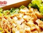 炸鸡饭加盟 时尚新快餐 出餐快 制作简单 菜品丰富