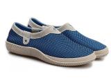 台湾骆驼新款夏季网布透气男鞋超轻休闲网鞋潮流舒适镂空板鞋