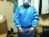 【厂家直销)一次性SMS手术衣