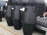 唐山市直销农村厕所改造专用塑料双瓮化粪池