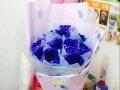 情人节鲜花礼品定制 玫瑰礼盒 七夕礼物花束