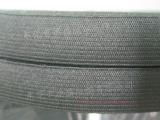 黑色白色松紧带 大量现货25mm1英寸松紧带 黑色白色松紧带批发