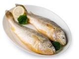 愛伊思緬甸進口野生大黃魚,海鮮美食