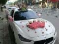 传奇婚车,豪华白色玛莎拉蒂,保时捷帕纳梅啦较低价