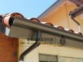 别墅用屋檐排水槽生产厂家 铝合金排水管供应商