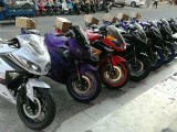全新摩托車支持0首付廠家直銷 街跑 鬼火 跑車 踏板車