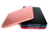 iPad 5皮套 四折智能休眠保护套 疯马皮 苹果英伦系列 保护