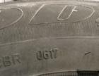固特异轮胎,扎钉子了,只要99块,别克君威车上的