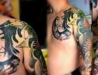 泗水纹身,爱人纹身,前胸肖像纹身,兖州至尊纹身