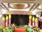 成都宝宝宴创意气球布置 主题宴会气球装饰