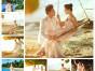 启东婚纱摄影机构,薇薇新娘定制专属你的幸福