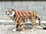 厂家直销仿真动物模型仿真老虎模型展览老虎模型