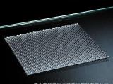 厂家直销适用于格栅灯的棱晶板,可订制规格