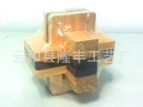 孔明锁 儿童成人智力玩具 鲁班锁 智力鲁班锁 木质游戏玩具