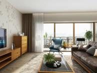 万科悦湾洋房装修案例 万科悦湾现代风格设计方案图