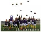 杭州少儿足球培训,足球训练班,秋季足球班
