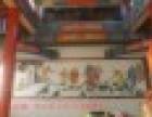 郑州荥阳市双喜寺庙彩绘墙体彩绘墙体写标语工作队
