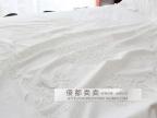 床上用品白色平纹纯棉镂空绣花刺绣外贸被套