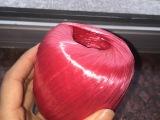 pp草球 塑料线球 彩色撕裂膜 捆扎绳打包带 大量批发订制外贸出