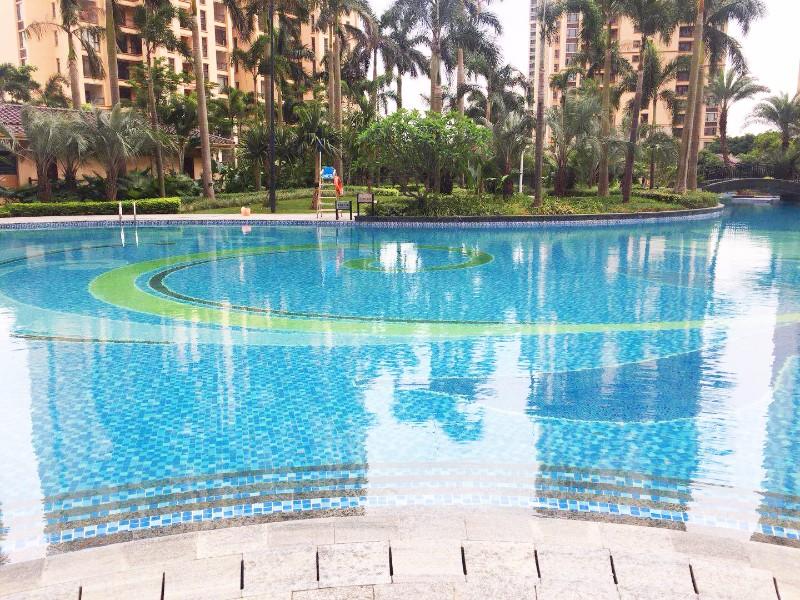 中山手动泳池清洁机 水底清洁吸污机 池底沉积清洁
