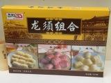 成都特产蜀都糕点龙须酥组合味420克礼盒
