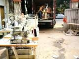 佛山搬家搬厂长短途运输高空吊沙发玻璃大理石