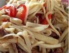 华南厦门厨师学校小吃培训班分享夏日凉拌菜:蒜香海带茎的做法