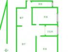 租房好选项豪华装修大两室家具家电齐全 拎包入住