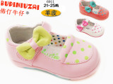 2013新款秋童鞋 品牌童鞋批发厂家批发 羊皮童鞋女童单鞋温州童
