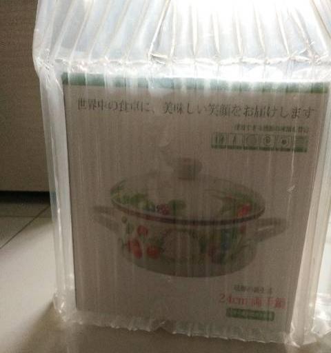 个人闲置的高品质珐琅锅,全新未用,低价转让