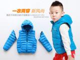 gxf2014新款儿童羽绒服 男童女童款大童婴儿正品内胆冬装童装