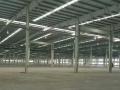 海涛二手钢结构出售国企物流超高钢结构库房