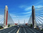 西安桥路效果图制作